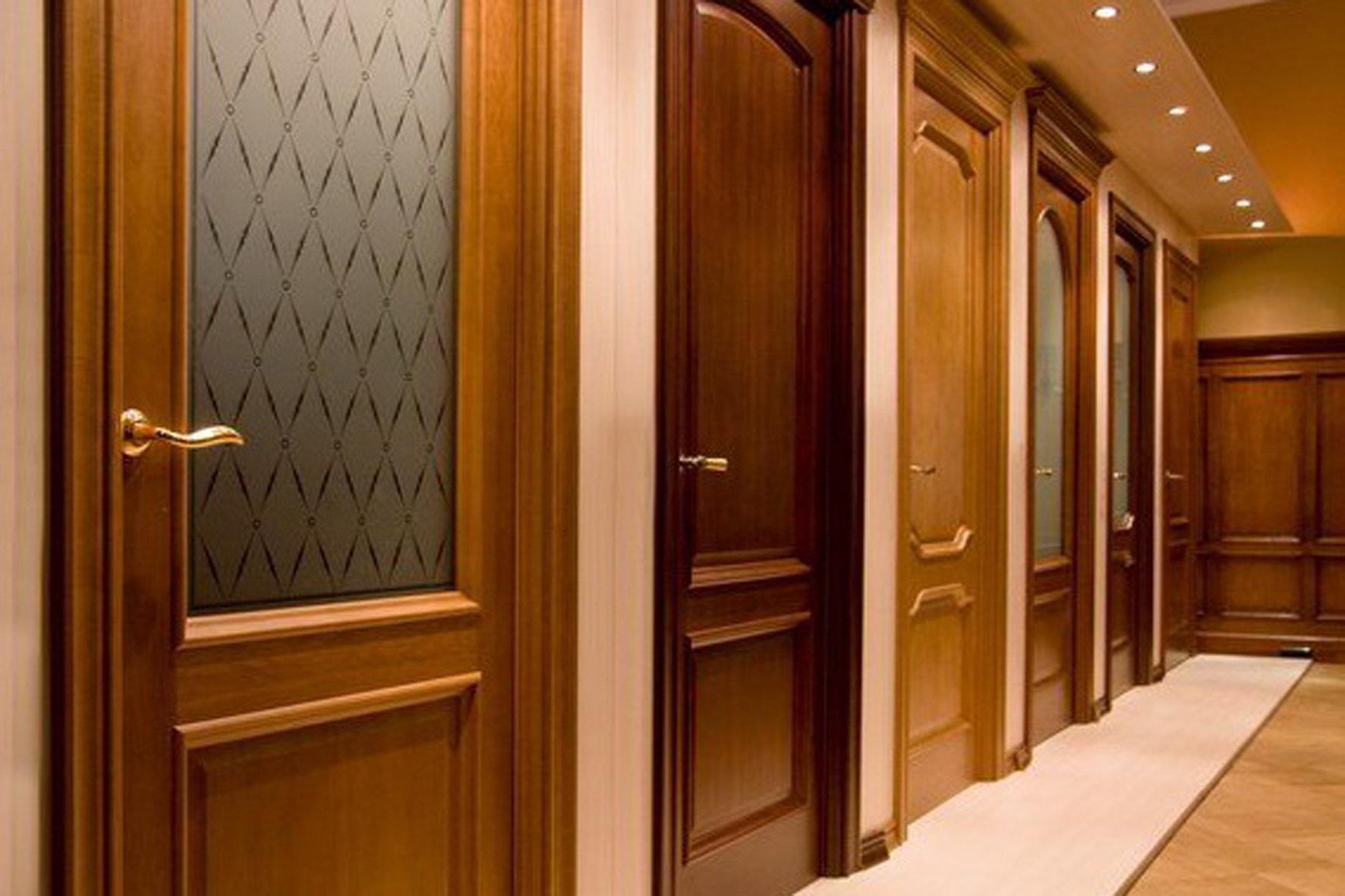 Разновидность межкомнатных дверей